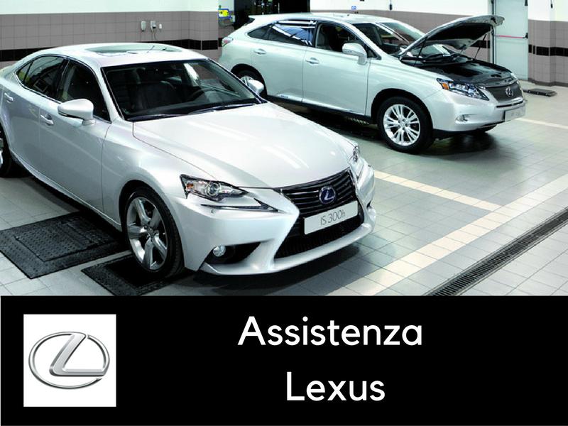 Assistenza Lexus
